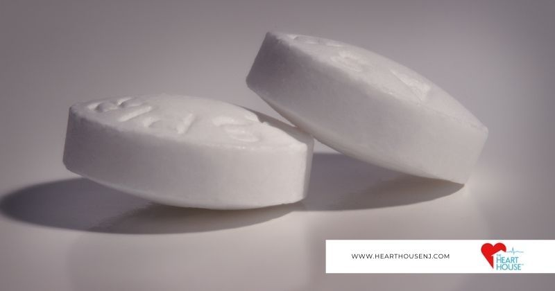 Baby aspirin on taken daily for heart heath may not be recommended by your cardiologist at the Heart House anymore.